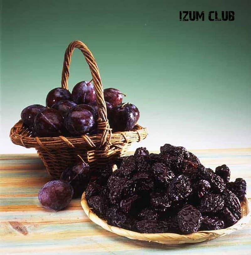 Чернослив употребляется в пищу в свежем виде или используется для приготовления разнообразных блюд во многих странах мира